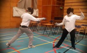 London fencing